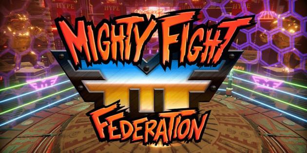Newsbild zu Mighty Fight Federation: Neuer Trailer enthüllt Crossover mit Yooka Laylee und ToeJam & Earl