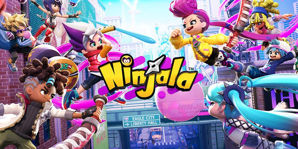Ninjala - Kampf