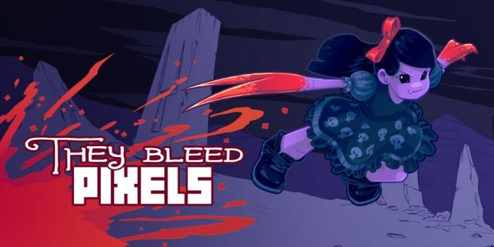 Newsbild zu Bis die Finger bluten: Knallharter Action-Platformer They Bleed Pixels erscheint in wenigen Tagen für Nintendo Switch