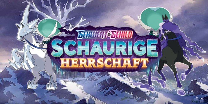 Newsbild zu Schwert & Schild – Schaurige Herrschaft: Neue Erweiterung des Pokémon-Sammelkartenspiels offiziell angekündigt