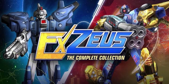 Newsbild zu Ölt schon mal die Gelenke eurer mechanischen Kampfanzüge – ExZeus: The Complete Collection startet Ende des Monats