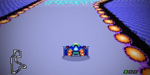 Newsbild zu Virtual Console-Spieletest: F-Zero: Maximum Velocity