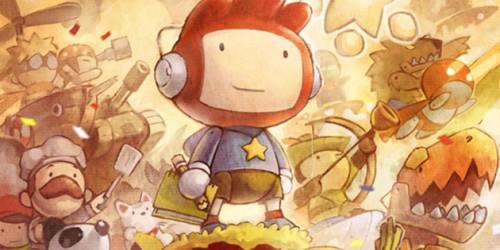 Newsbild zu Pixel-Power #17: Scribblenauts (Nintendo DS)