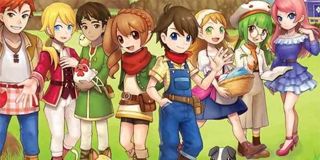 Newsbild zu Debüt-Trailer zu Harvest Moon: Mad Dash veröffentlicht