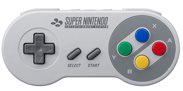 Newsbild zu Werft einen Blick auf den europäischen SNES-Controller für die Nintendo Switch