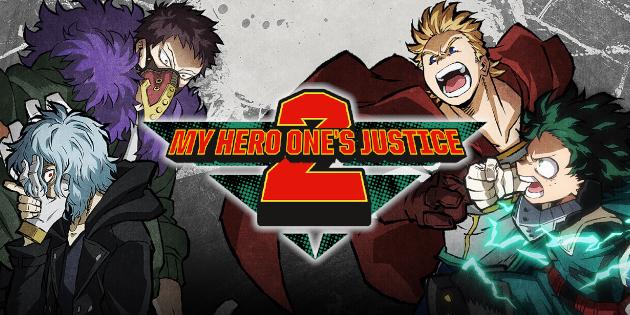Newsbild zu Hier fliegen die Fetzen: Nächster Charakter-Trailer zu My Hero One's Justice 2 stimmt auf die Veröffentlichung in dieser Woche ein