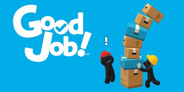 Newsbild zu Kein Homeoffice – Good Job! ab sofort für Nintendo Switch erhältlich