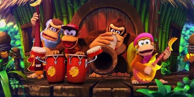 Newsbild zu Metal Band Alestorm verewigt Donkey Kong Country-Referenzen auf neuestem Albumcover