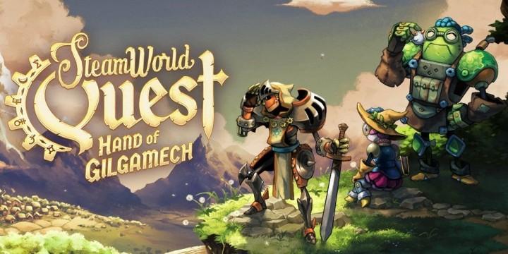 Newsbild zu Mehrere neue Titel der beliebten SteamWorld-Reihe befinden sich in Entwicklung