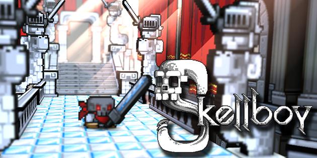 Newsbild zu Das abgedrehte Action-RPG Skellboy kommt im Dezember auf die Nintendo Switch