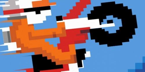 Newsbild zu Virtual Console-Spieletest: Excitebike