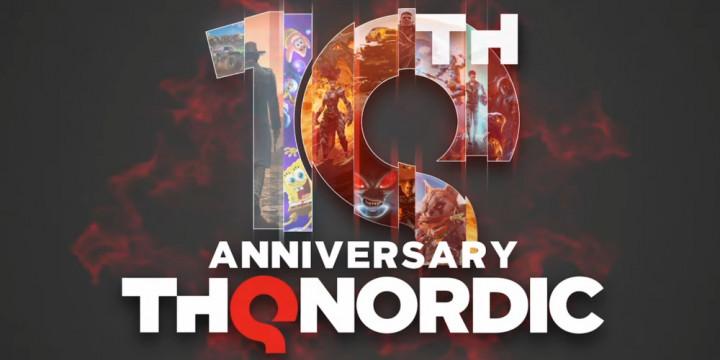 Newsbild zu Erinnerung: Der Showcase anlässlich des zehnjährigen Bestehens von THQ Nordic beginnt um 21 Uhr