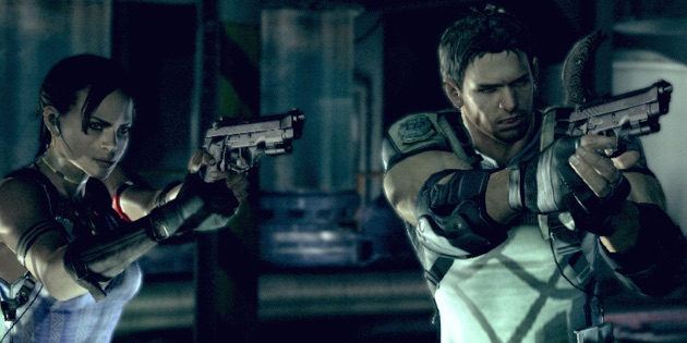 Newsbild zu Nintendo Switch-Spieletest: Resident Evil 5