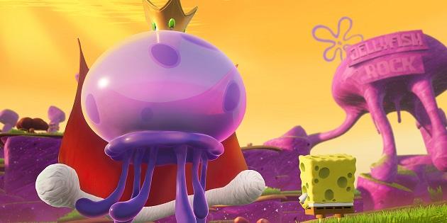 Newsbild zu Im Kampf gegen den Quallenkönig: Neuer Trailer zu SpongeBob Schwammkopf: Battle for Bikini Bottom - Rehydrated veröffentlicht