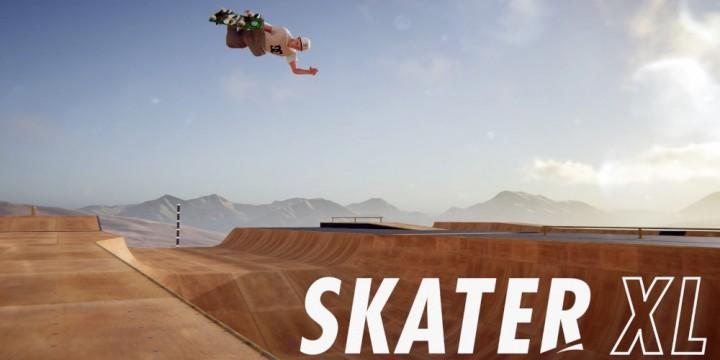 Newsbild zu Skater XL wird erst im kommenden Jahr für die Nintendo Switch erscheinen