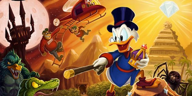 Newsbild zu DuckTales: Remastered kehrt in den Nintendo eShop der Wii U zurück