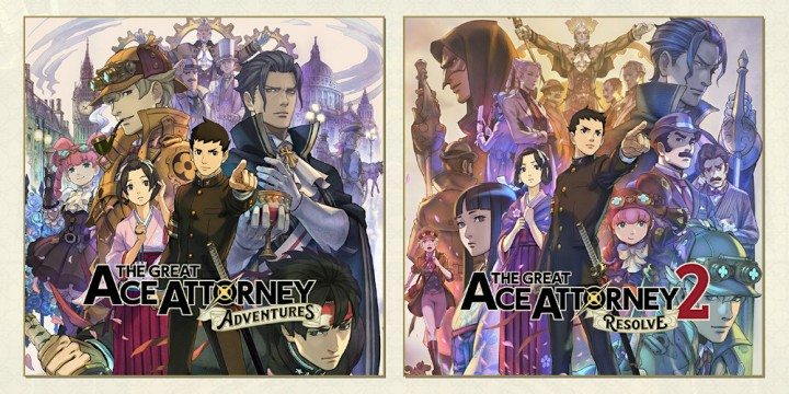 Newsbild zu Yes! Capcom kündigt The Great Ace Attorney Chronicles offiziell für die Nintendo Switch an