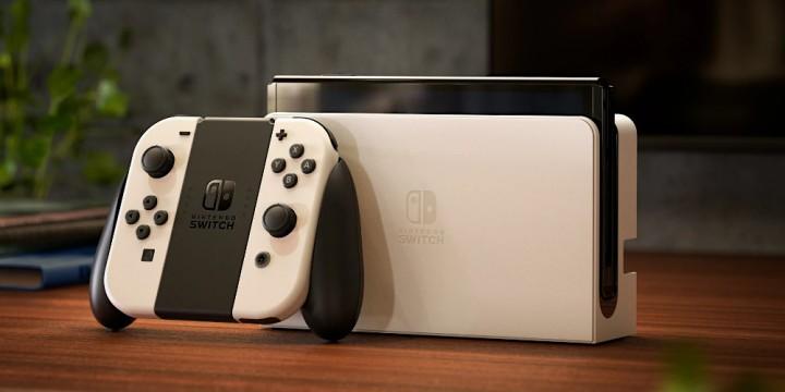 Newsbild zu Nintendo Switch (OLED-Modell) – Erste Bilder aus freier Wildbahn aufgetaucht