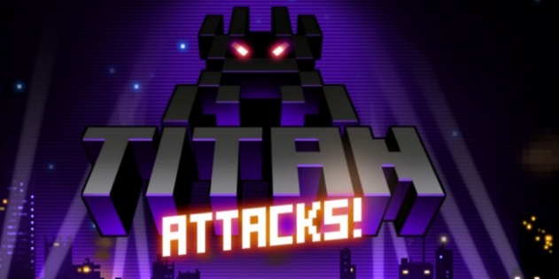 Newsbild zu Gameplay-Material zu Titan Attacks! gesichtet