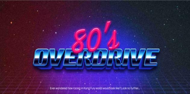 Newsbild zu 80's Overdrive wird für die Nintendo Switch erscheinen