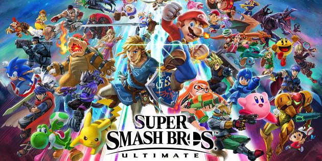 Newsbild zu Nintendo Switch Online-Mitglieder können sich kostenlos das Truhen-Shopping-Paket für Super Smash Bros. Ultimate herunterladen