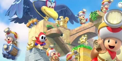 Newsbild zu Captain Toad: Treasure Tracker ist in Japan größtenteils ausverkauft
