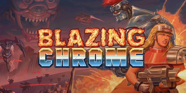 Newsbild zu Limited Run Games kündigt physische Version von Blazing Chrome an