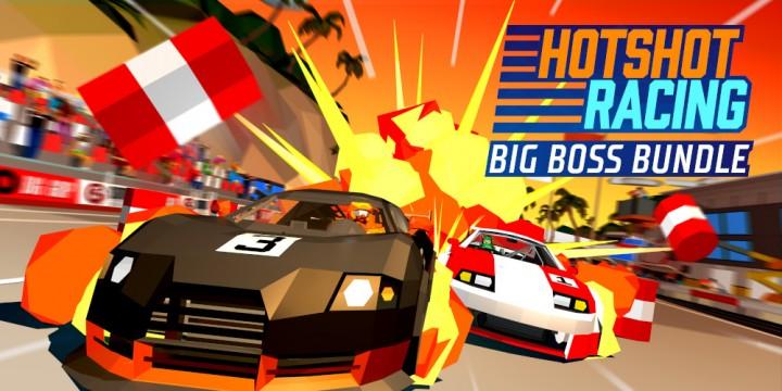 Newsbild zu Kostenloser Big Boss Bundle-DLC für Hotshot Racing ab sofort erhältlich