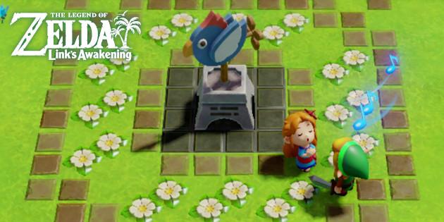 Newsbild zu gamescom 2019 // Kurzausflug auf die Insel Cocolint – Neues Spielematerial zu The Legend of Zelda: Link's Awakening veröffentlicht