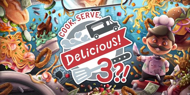 Newsbild zu Cook, Serve, Delicious! 3?! kommt im Herbst auf die Nintendo Switch