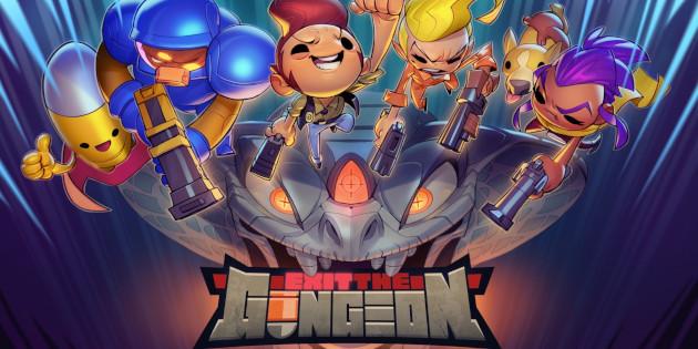 Newsbild zu Kurz nach Release: Exit the Gungeon erhielt Patch 2.0.2