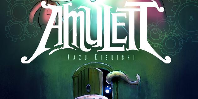 Newsbild zu Comic-Rezension: Amulett Band 1 – Die Steinhüterin