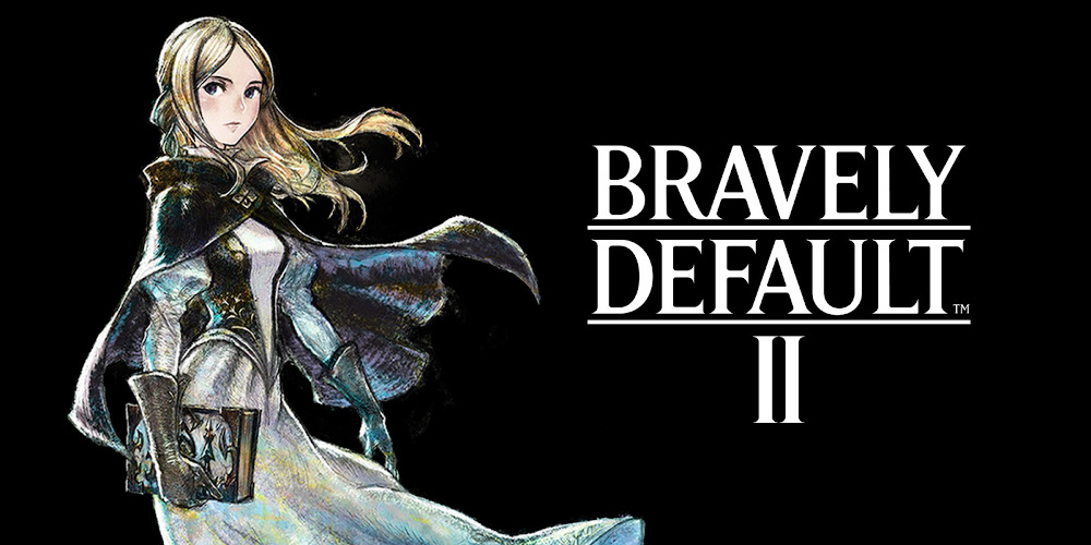 Bravely Default II - Logo 2