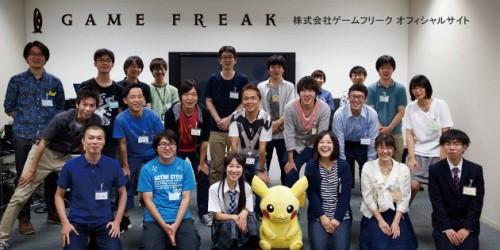 Newsbild zu Pokémon-Themenwoche // GAME FREAK