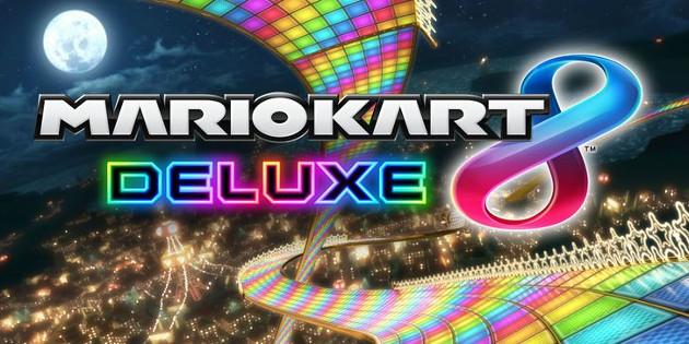 Newsbild zu Vom Homeoffice auf die Rennstrecke: Meldet euch jetzt für unser nächstes Mario Kart 8 Deluxe-Turnier an!