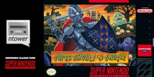 Newsbild zu SNES-Themenwoche // Super Ghouls'n Ghosts – unsere Meinungen, Erfahrungen und Wünsche