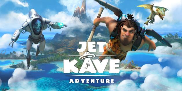 Newsbild zu Jet Kave Adventure: Erstes Gameplay-Material zum Stone-Fiction-Abenteuer veröffentlicht