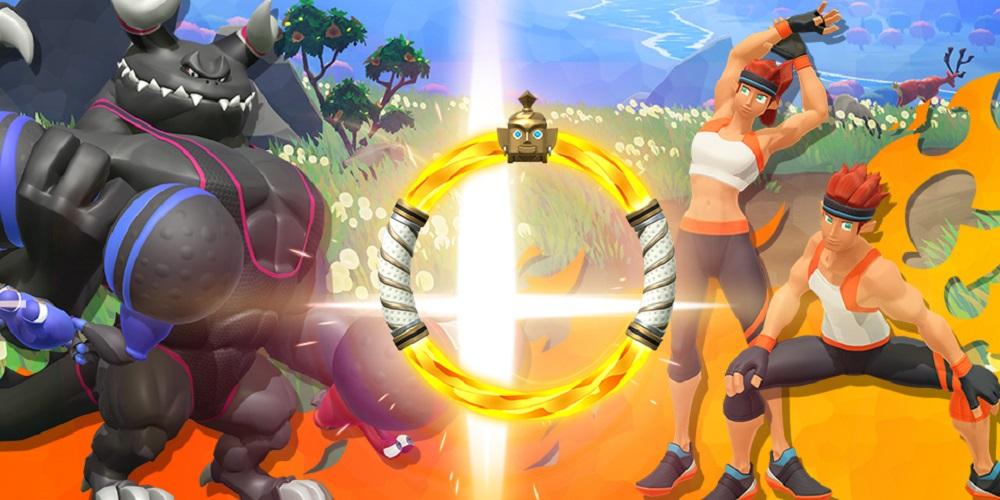Ring Fit Adventure (Smash-Event)