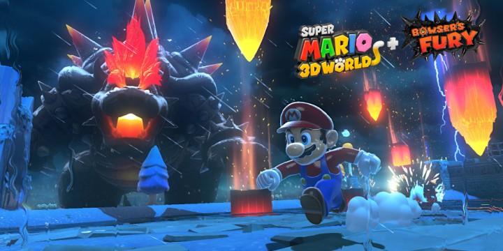 Newsbild zu Deutschland: Super Mario 3D World + Bowser's Fury erobert die Spitze der Charts im Februar – Neue game Sale Awards veröffentlicht