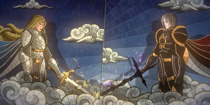 Newsbild zu Neuester Trailer zu Aeterna Noctis richtet den Fokus auf die tödlichen Waffen eures Helden