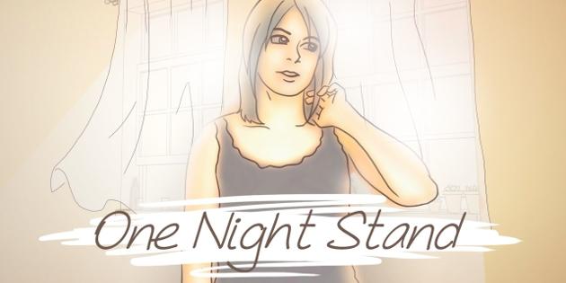 Newsbild zu Veröffentlichung der ungewöhnlichen Visual Novel One Night Stand datiert