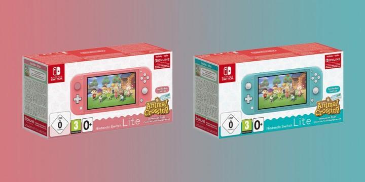 Newsbild zu Black-Friday-Woche: Nintendo Switch Lite mit Animal Crossing: New Horizons für 199,83 € erhältlich