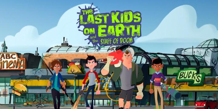 Newsbild zu The Last Kids on Earth and the Staff of Doom erscheint am 4. Juni – Neuer Trailer zeigt Details zur Hintergrundgeschichte