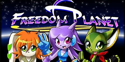 Newsbild zu Entwickler deutet Freedom Planet für die Nintendo Switch an