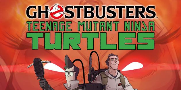 Newsbild zu Comic-Rezension: Ghostbusters/Teenage Mutant Ninja Turtles