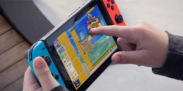 Newsbild zu Neues Patent von Nintendo zeigt Joy-Con-Handgelenkschlaufen, die als Touchpen verwendet werden können