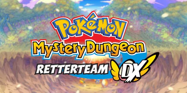 Newsbild zu The Pokémon Company veröffentlicht zwei neue Videos zu Pokémon Mystery Dungeon: Retterteam DX