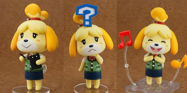 Newsbild zu Nendoroid-Figur von Melinda im Animal Crossing: New Leaf-Design wieder verfügbar
