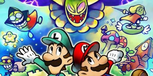 Newsbild zu Die ersten 20 Minuten zu Mario & Luigi: Superstar Saga (Wii U - Virtual Console)