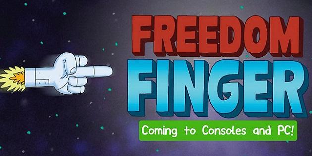 Newsbild zu Freedom Finger: Update mit neuen Inhalten erscheint am 24. März